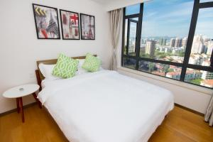 Baorui Railway Boutique Apartment, Ferienwohnungen  Sanya - big - 32