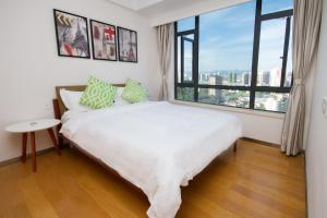 Baorui Railway Boutique Apartment, Ferienwohnungen  Sanya - big - 33