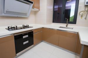 Baorui Railway Boutique Apartment, Apartmanok  Szanja - big - 36