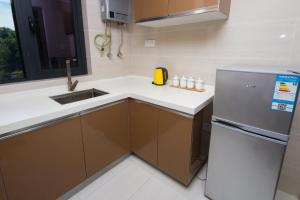 Baorui Railway Boutique Apartment, Apartmanok  Szanja - big - 37