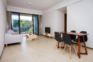 Baorui Railway Boutique Apartment, Apartmanok  Szanja - big - 43