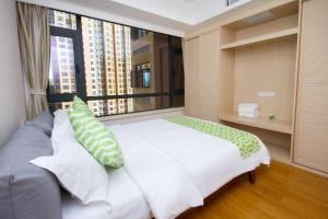 Baorui Railway Boutique Apartment, Ferienwohnungen  Sanya - big - 47