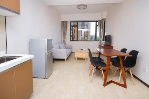 Baorui Railway Boutique Apartment, Apartmanok  Szanja - big - 53