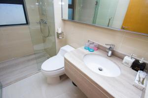 Baorui Railway Boutique Apartment, Apartmanok  Szanja - big - 41