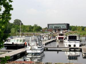 Maaspark Boschmolenplas 1, Dovolenkové domy  Heel - big - 30