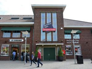 Maaspark Boschmolenplas 1, Dovolenkové domy  Heel - big - 9