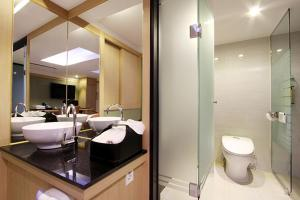 Suwon Orsay Business Hotel, Hotely  Suwon - big - 31