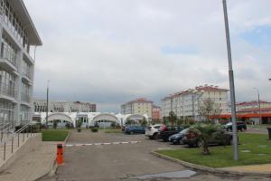 Real Apartments on Bulvar Nadezhd, Apartmány  Adler - big - 11