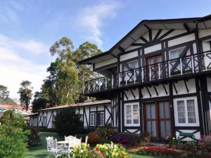 Hotel Glendower, Отели  Нувара-Элия - big - 39