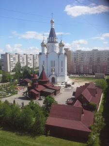 Апартаменты Московский мкр, Апартаменты  Иваново - big - 7
