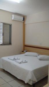 Hotel Makarena, Hotel  Três Corações - big - 4