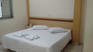 Hotel Makarena, Hotel  Três Corações - big - 2