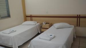 Hotel Makarena, Hotel  Três Corações - big - 3