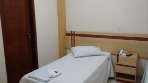 Hotel Makarena, Hotel  Três Corações - big - 12
