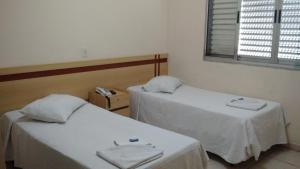 Hotel Makarena, Hotel  Três Corações - big - 14