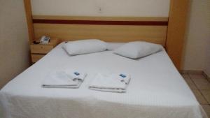Hotel Makarena, Hotel  Três Corações - big - 15