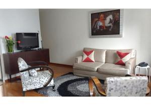 Apartamento cerca al Malecon, Appartamenti  Lima - big - 17