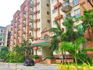 Chateau Elysee Ritz, Apartmanok  Manila - big - 22