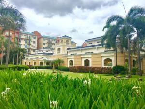 Chateau Elysee Ritz, Apartmanok  Manila - big - 23