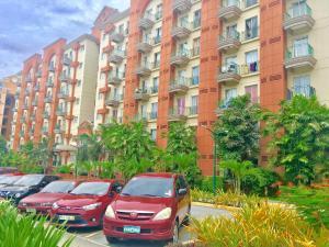 Chateau Elysee Ritz, Apartmanok  Manila - big - 25