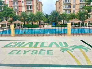 Chateau Elysee Ritz, Appartamenti  Manila - big - 26