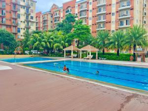 Chateau Elysee Ritz, Appartamenti  Manila - big - 28