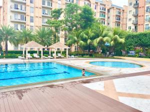 Chateau Elysee Ritz, Apartmanok  Manila - big - 29