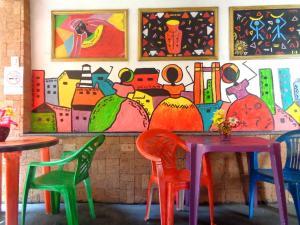 Arte Brasileira, Bed and Breakfasts  Salvador - big - 41