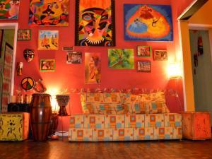 Arte Brasileira, Bed and Breakfasts  Salvador - big - 89