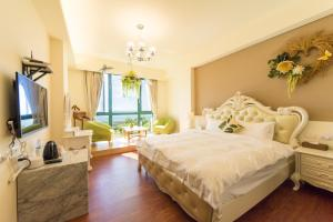 Muxia Siji Sea View Guesthouse, Privatzimmer  Yanliau - big - 27