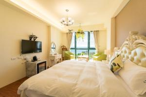Muxia Siji Sea View Guesthouse, Privatzimmer  Yanliau - big - 28