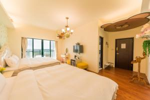 Muxia Siji Sea View Guesthouse, Privatzimmer  Yanliau - big - 48