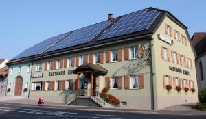 Hotel-Gasthaus Engel Luttingen - Hänner