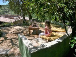 Villa Seteais, Vily  La Garde-Freinet - big - 12