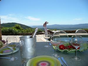 Villa Seteais, Villas  La Garde-Freinet - big - 8