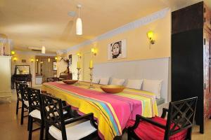 Villa Seteais, Vily  La Garde-Freinet - big - 6
