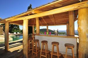 Villa Seteais, Vily  La Garde-Freinet - big - 4