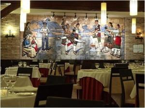 Hotel El Águila, Hotel  Utebo - big - 37