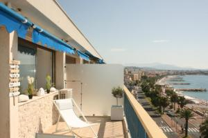 Le Grand Large Caravelle 3, Apartments  Cagnes-sur-Mer - big - 15