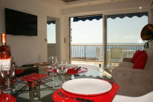 Le Grand Large Caravelle 3, Apartments  Cagnes-sur-Mer - big - 8