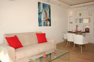 Le Grand Large Caravelle 3, Apartments  Cagnes-sur-Mer - big - 7