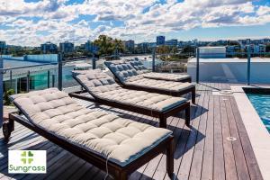 SOKO Waterfront West End, Residence  Brisbane - big - 58
