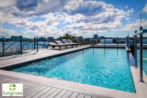 SOKO Waterfront West End, Residence  Brisbane - big - 38
