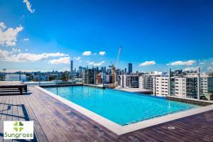 SOKO Waterfront West End, Residence  Brisbane - big - 37