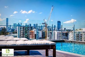 SOKO Waterfront West End, Residence  Brisbane - big - 33