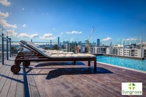 SOKO Waterfront West End, Residence  Brisbane - big - 32