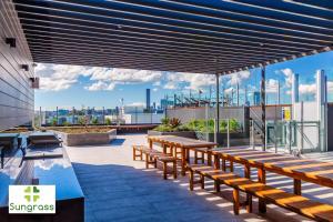 SOKO Waterfront West End, Residence  Brisbane - big - 54