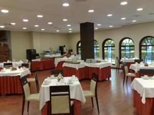 Hotel El Águila, Hotel  Utebo - big - 42