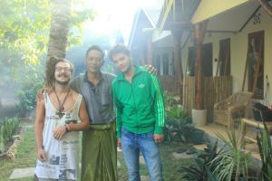 Hery Homestay, Priváty  Kuta Lombok - big - 9