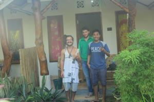 Hery Homestay, Priváty  Kuta Lombok - big - 10